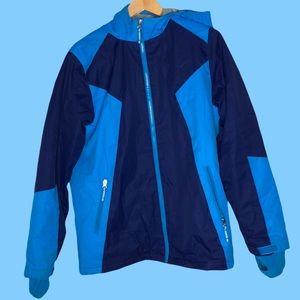 Land's End light jacket XL